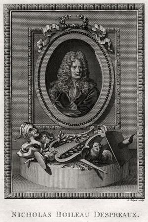 Nicholas Boileau Despreaux, 1775