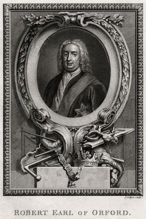 Robert Earl of Oxford, 1775