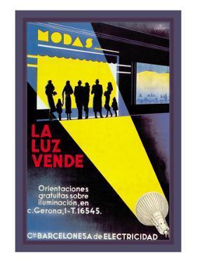 La Luz Vende by J. Cuellar