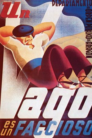 A Loafer Is Fascist