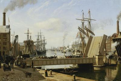 A View of Copenhagen with the Knippelsbro, 1882