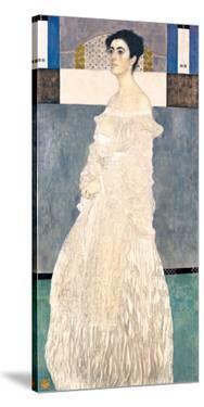 Portrait of Margarethe Stonborough-Wittgenstein by J^ E^ H^ MacDonald