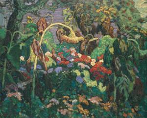 The Tangled Garden by J. E. H. MacDonald
