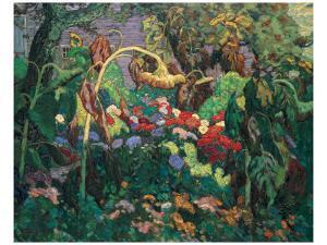 The Tangled Garden by J^ E^ H^ MacDonald