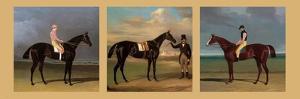 Equestrian Panel by J.F. Herring & J. Ferneley