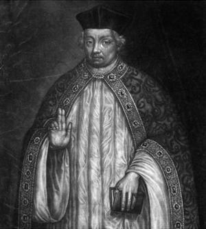 Robert de Eglesfield, English Clergyman by J. Faber