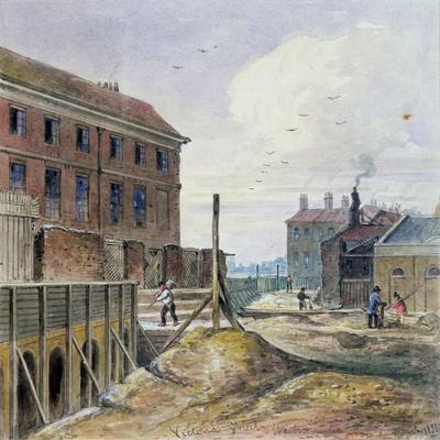 Making Victoria Street, 1851