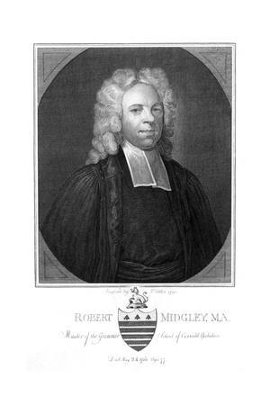 Robert Midgely