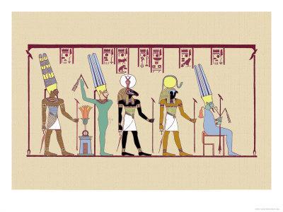 Amen-Ra, King of the Gods
