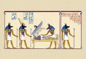 Anubis by J. Gardner Wilkinson
