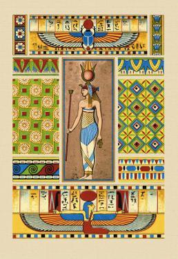 Egyptian Ornamental Patterns by J. Gardner Wilkinson