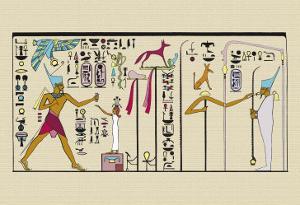 Festival for Ramses II by J. Gardner Wilkinson
