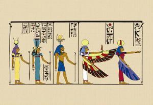 Hek, Isis and Khu by J. Gardner Wilkinson