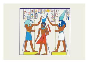 Ramses II Made King by J. Gardner Wilkinson