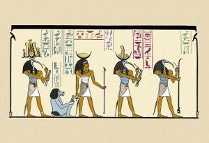 Thoth, Lord of Writing by J. Gardner Wilkinson