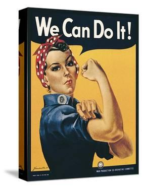 We Can Do It! by J.H. Miller