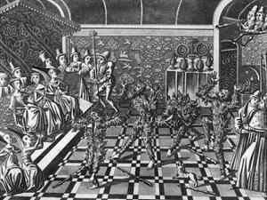 France 1392, Burnt Alive by J. Harris