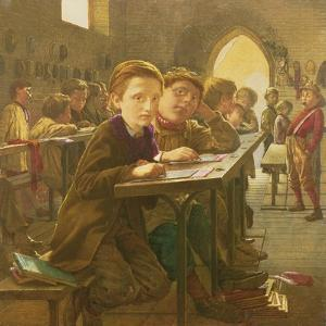 In the Classroom by J. Harris