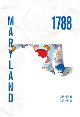 Maryland by J Hill Design