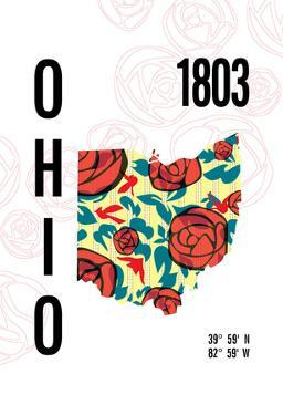 Ohio by J Hill Design