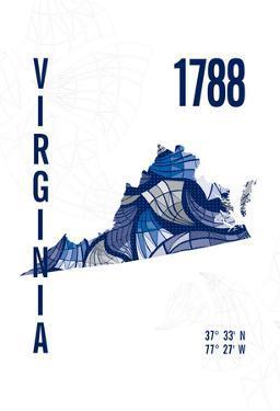 Virginia by J Hill Design