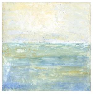 Tranquil Coast I by J. Holland