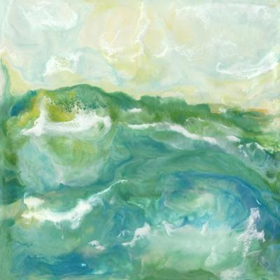 Turquoise Sea II by J. Holland