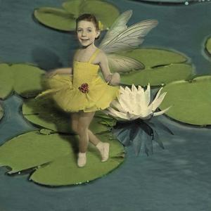 Ballerina #2 by J Hovenstine Studios