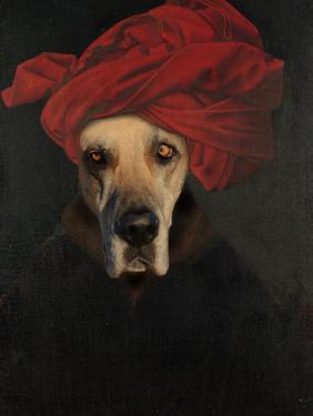 Great Dane by J Hovenstine Studios