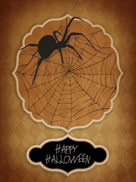 Halloween Spider by J Hovenstine Studios