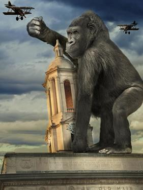 Kong by J Hovenstine Studios