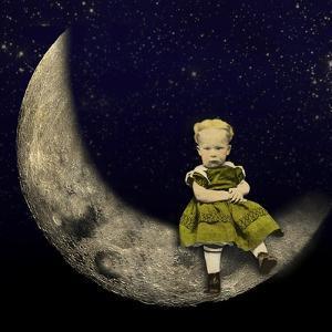 Moon Rider by J Hovenstine Studios