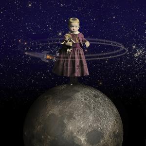 Planet Baby by J Hovenstine Studios
