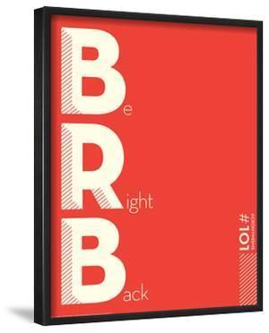 Brb by J.J. Brando