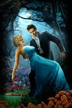 Moonlight Kiss by J.J. Brando