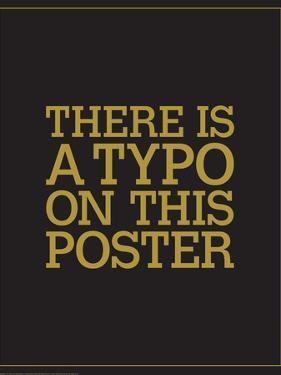 Typo by J.J. Brando