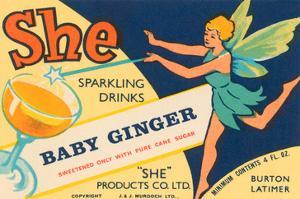 Baby Ginger by J.J. Murdock Ltd