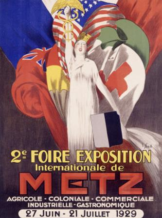 2nd Foire Exposition, Metz by J. J. Stall