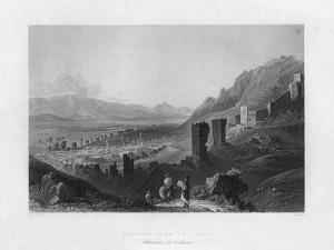 Antioch, Turkey, 1841 by J Jeavons