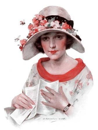 """""""Love Letter,""""July 18, 1925"""