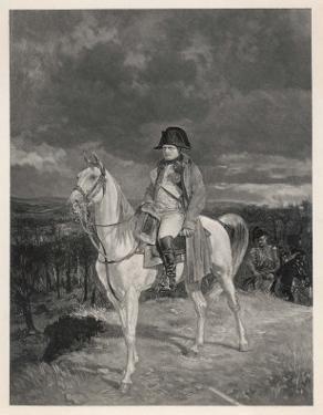 Napoleon I in 1814 by J.l. Meissonier