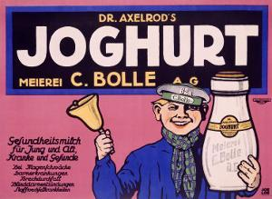 Joghurt by J. Loe