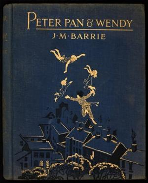 Cover of Peter Pan and Wendy by J.M. Barrie