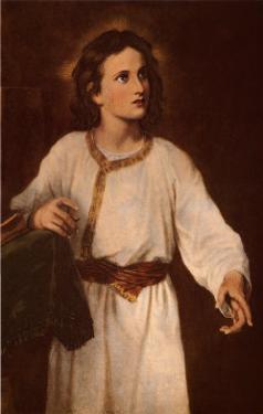 Jesus at Twelve by J. M. Hoffman