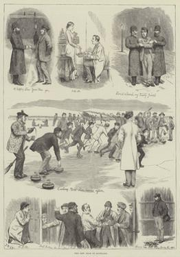 The New Year in Scotland by J.M.L. Ralston