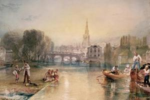 Bedford by J. M. W. Turner