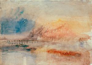 Bright Stone of Honour, 1841 by J. M. W. Turner