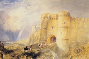 Carisbrook Castle, Isle of Wight by J. M. W. Turner