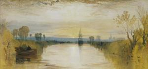Chichester Canal by J. M. W. Turner
