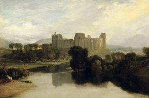Cockermouth Castle, 1810 by J. M. W. Turner
